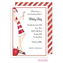 christmas party invitations new for 2018 printed or digital