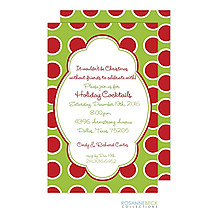 ornament gift exchange christmas party invitations 2018