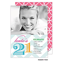 21st birthday party invitations new selections spring 2018 21st birthday party invitations filmwisefo Gallery