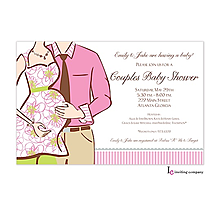 Baby Shower Invitations for Couples Spring 2018 Partyinvitationscom