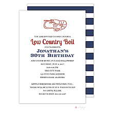 photograph regarding Crawfish Boil Invitations Free Printable identify Reduced Region Boil Celebration invites Fresh new choices Summer months 2019