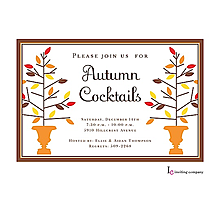 Fall and autumn party invitations 2018 autumn party invitations filmwisefo