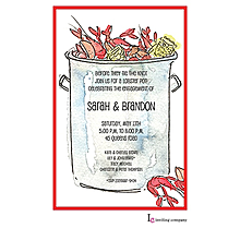 Low Country Boil Party invitations NEW selections Summer 2018