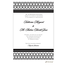 black and white party invitations new selections winter 2018
