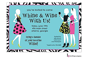 Girls night out party invitations new selections summer 2018 girls night out party invitations stopboris Choice Image