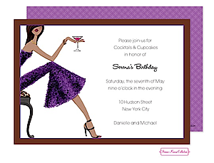 Girls Night Out Party Invitations New Selections Winter 2019