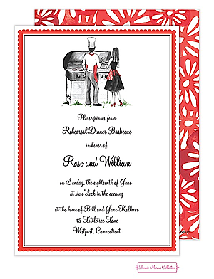 Barbecue Party Invitations Bbq New Selections